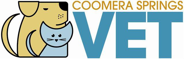 Coomera Springs Vet Surgery logo